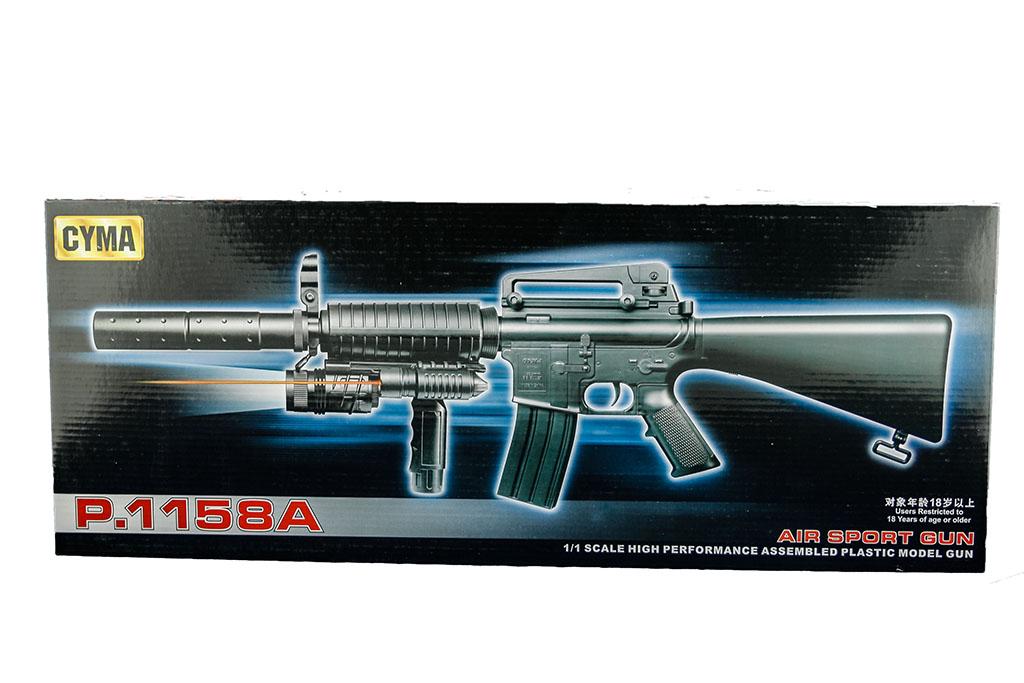 Fucile plastica softair