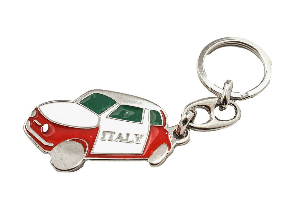 Porta Chiavi metallo 500 Italia