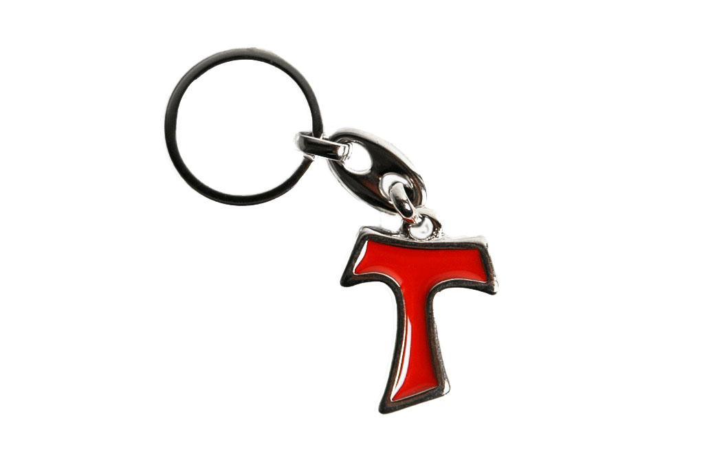 Porta chiavi smalti TAU