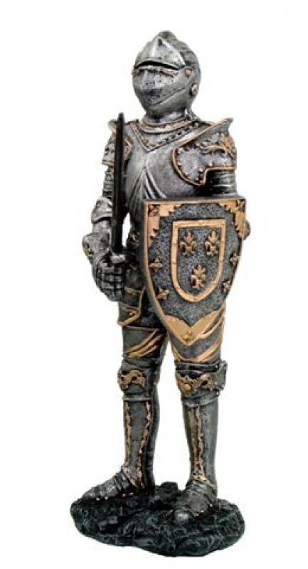 Medioevale armatura  cm. 20