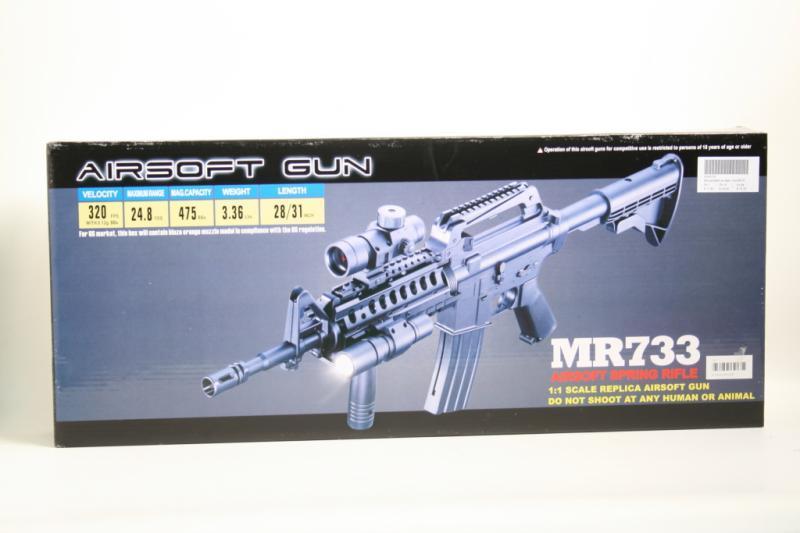 Mitra giocattolo con laser + luce MR733