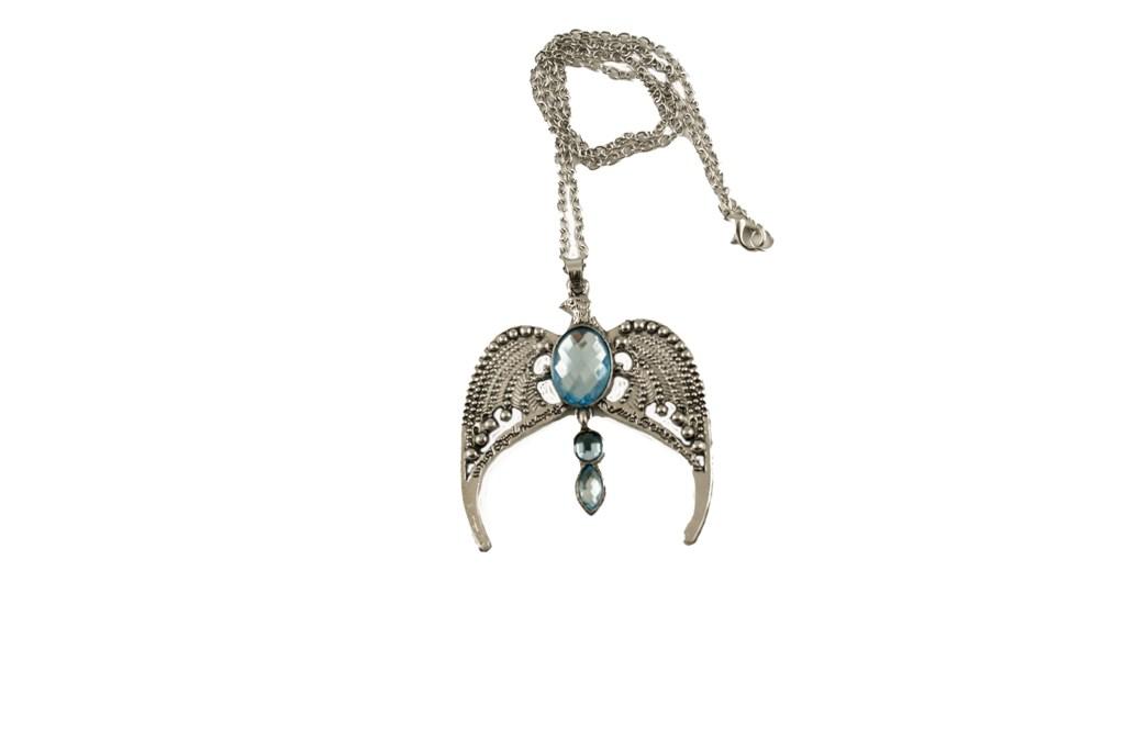 Collana Metallo magica diadema di Rowena HP