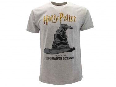T Shirt Harry Potter HOGWARTS SCHOOL misure XS-S-M-L-XL-XXL