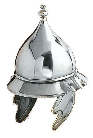 Elmo Celtico acciaio indossabile