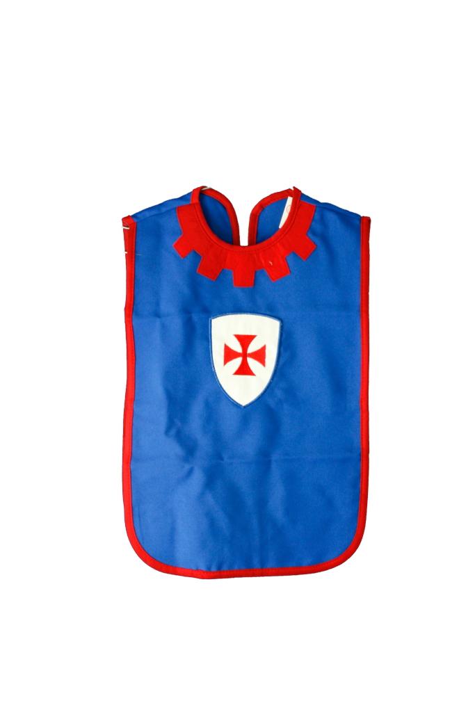 Mantello medievale bambino taglia M