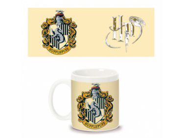 Tazza Mug Harry Potter HUFFLEPUFF
