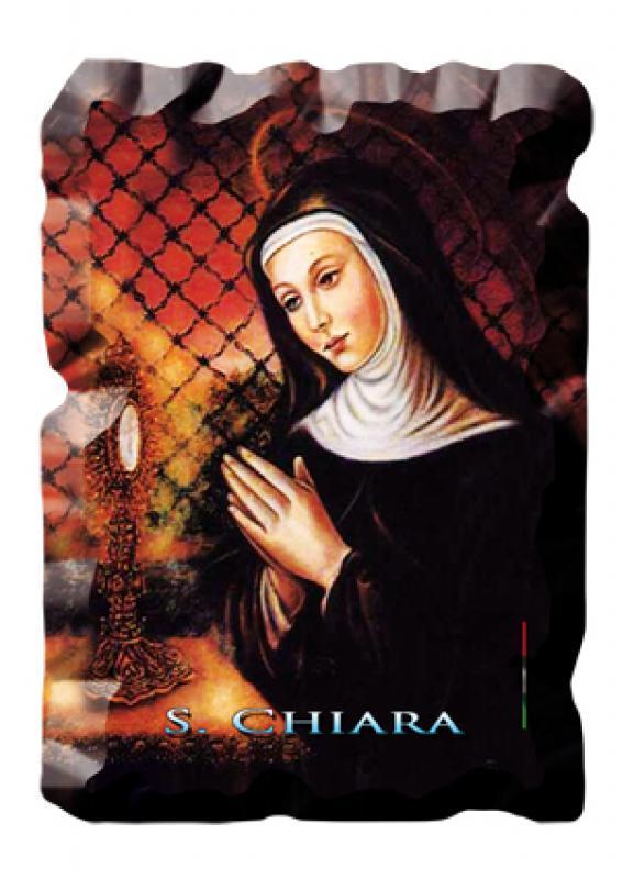 Calamita mattonella S. Chiara