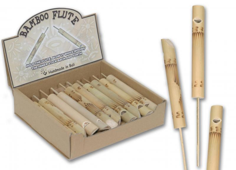 Flauto bamboo piccolo cm. 16