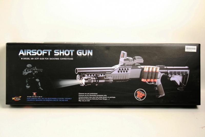 Fucile softair giocattolo