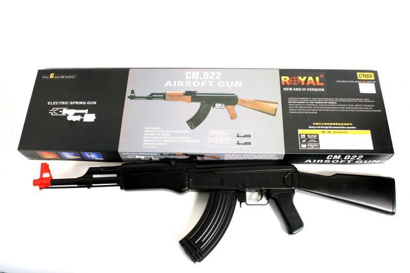 Mitra giocattolo elettrico CM 022 Nero